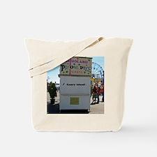 AstroTktcafe Tote Bag