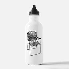 lawnchair Water Bottle