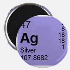 2-SILVER Magnet