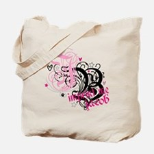 jb-PINK Tote Bag