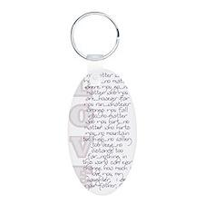 2-No Matter bottle Keychains
