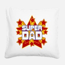 1sd2 Square Canvas Pillow