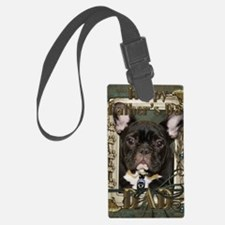 French_Quarters_French_Bulldog_D Luggage Tag