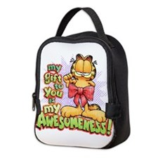 My Awesomeness Neoprene Lunch Bag