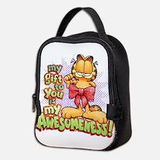 My Awesomeness Neoprene Lunch Bag