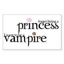2-forget princess, I want to b Decal