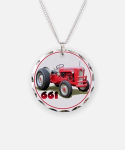 Ford661-C8trans Necklace
