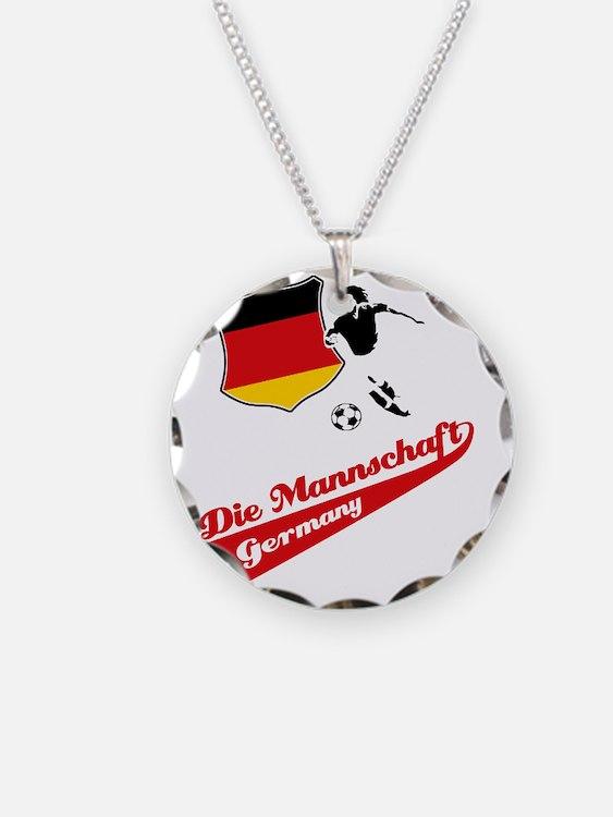 german_soccer Necklace