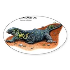 Nile Monitor Decal