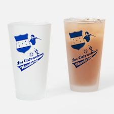 honduras_soccer Drinking Glass