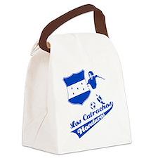 honduras_soccer Canvas Lunch Bag