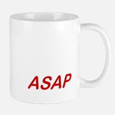 You Wont Like Me _ Coffee ASAP BW Mug