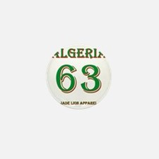 Algeria football back copy Mini Button