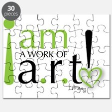I am a work of a.r.t! Puzzle