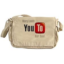 youtoDark Messenger Bag