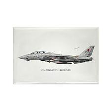 VF-74 Be-Devilers Rectangle Magnet