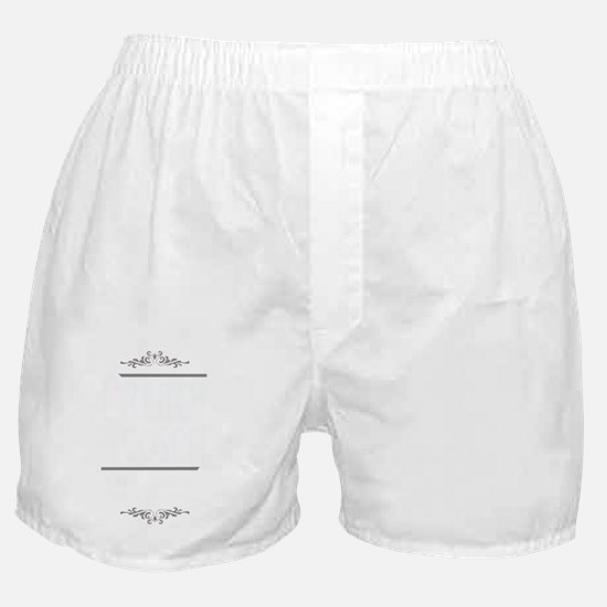 Preach the Gospel 1_dark Boxer Shorts