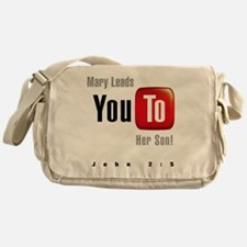 youtoLight Messenger Bag