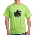 Presidential Intern Recruiter Green T-Shirt