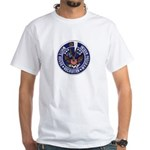 Presidential Intern Recruiter White T-Shirt
