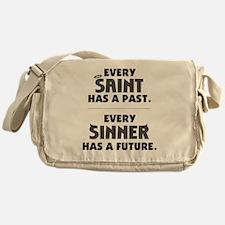 every_saint_light Messenger Bag
