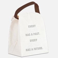 every_saint_dark Canvas Lunch Bag