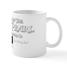2-black pearl-d Small Mug