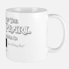 2-black pearl-d Small Small Mug