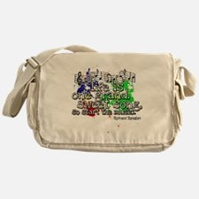 life_is_a_song Messenger Bag