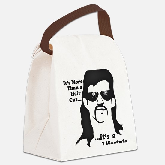 Mullet-Lifestyle Canvas Lunch Bag