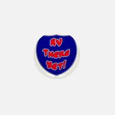 RVThere-HighwaySign Mini Button