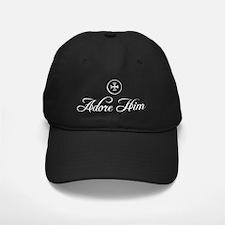 adoreHim2_Dark Baseball Hat