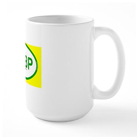 np bp 2 Large Mug