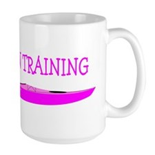KAYAKERINTRAININGPINK Mug