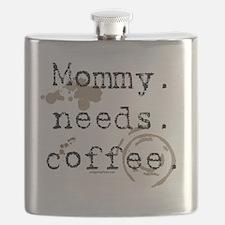 mommyneedscoffee Flask