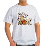 Peanuts Mens Classic Light T-Shirts