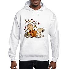 Fall Peanuts Hoodie