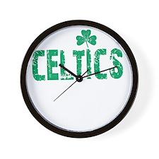 Celtics Thing -dk Wall Clock