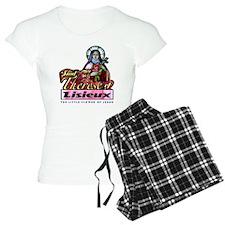 Saint Therese_light Pajamas