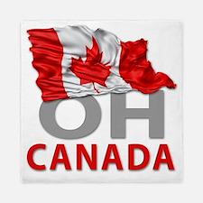 Canada day 02 Queen Duvet