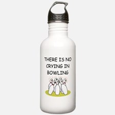 bowling gifts Water Bottle