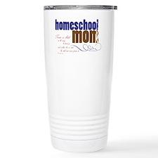 homeschool mom Travel Coffee Mug