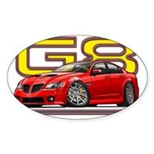 Pontiac_G8_red Decal