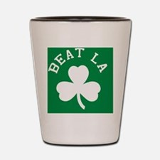 Beat LA BBtn Shot Glass