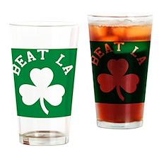 Beat LA BBtn Drinking Glass