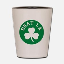 Beat LA Hat Shot Glass