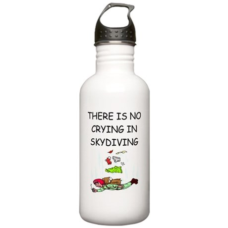 skydiving gifts Stainless Water Bottle 1.0L