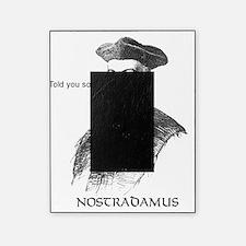 Nostradamus-1 Picture Frame