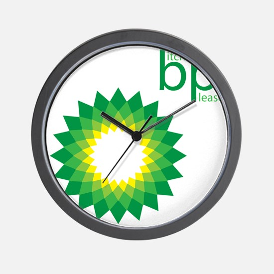 bp_2 Wall Clock