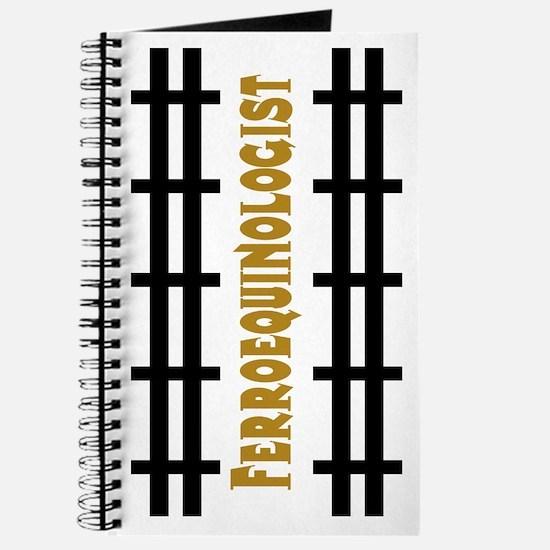 Ferroequinology is Fun Journal